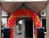 Ballonnenboog de Waarbeek