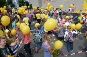 JUMBO Ballonwedstrijd